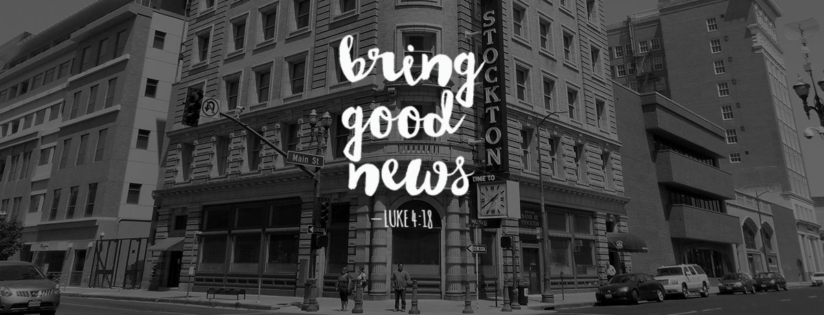 Bring Good News Luke 4:18